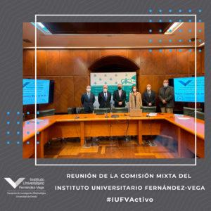 reunión comisión mixta IUFV